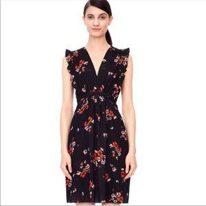Rebecca Taylor NWT Margurte Silk Dress